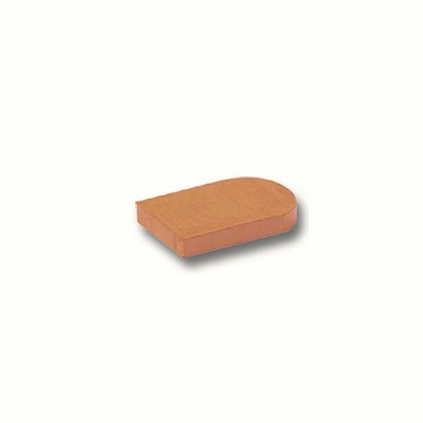 Teifoc Dachziegel Biberschwanz, rot