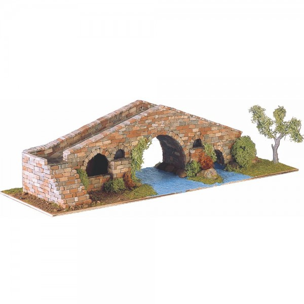 Domus Kits Steinbausatz Brücke 1
