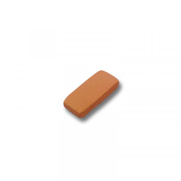 Teifoc Fliese abgerundet, ganz, Miniaturziegel, gebrannter Ton