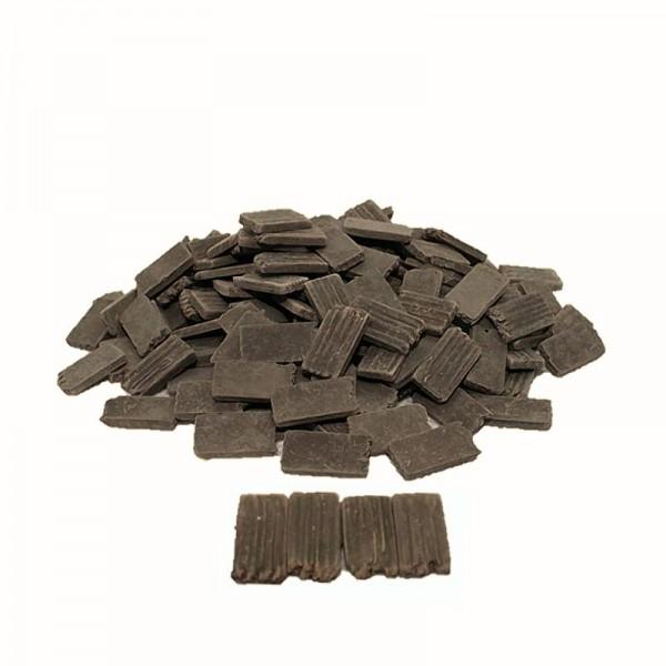 Dachschindeln Holzimitat, Modellbau, 200 Stk , Keramik, M 1:24