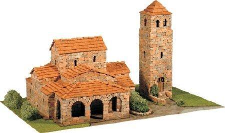 Domus Kits Steinbausatz Romanica 16 St. Maria de Lebena