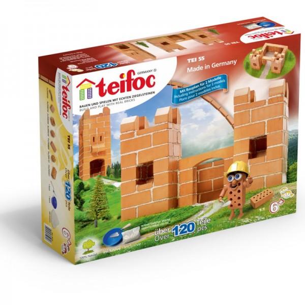 Teifoc Ziegelbausatz kleine Burg