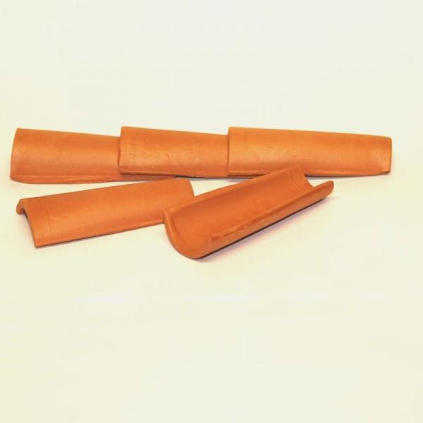 Firstziegel Teja Arabe 25 Stk. Modellbauzubehör aus Ton